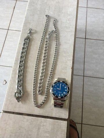 Tudo origi relógio origi - Foto 3