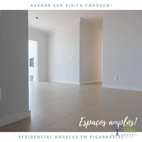 Apartamento com 2 dormitórios à venda, 52 m² por R$ 248.328,00 - Itacolomi - Balneário Piç - Foto 12