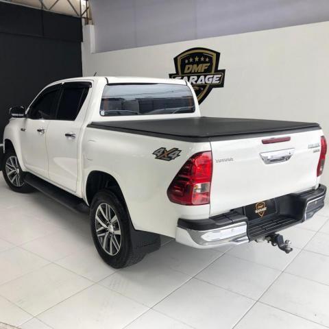 Hilux CD SRX 4x4 2.8 Diesel Aut. 2018 Revisada Concessionaria - Foto 3
