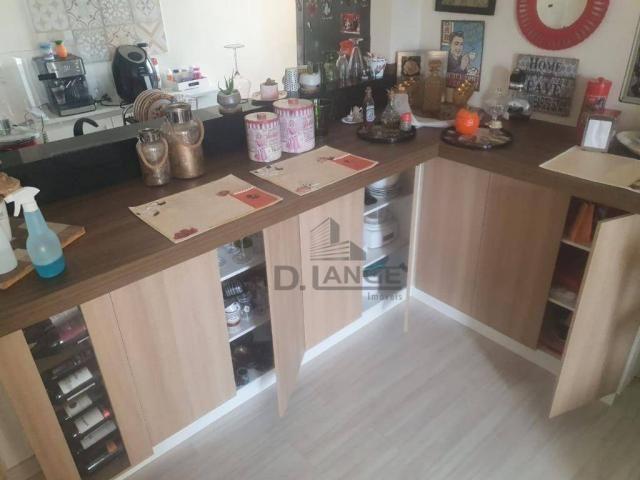 Apartamento com 2 dormitórios à venda, 57 m² por R$ 310.000,00 - Parque Itália - Campinas/ - Foto 7