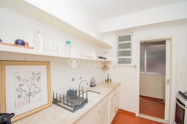 Apartamento para alugar com 2 dormitórios em Rio branco, Porto alegre cod:330732 - Foto 7