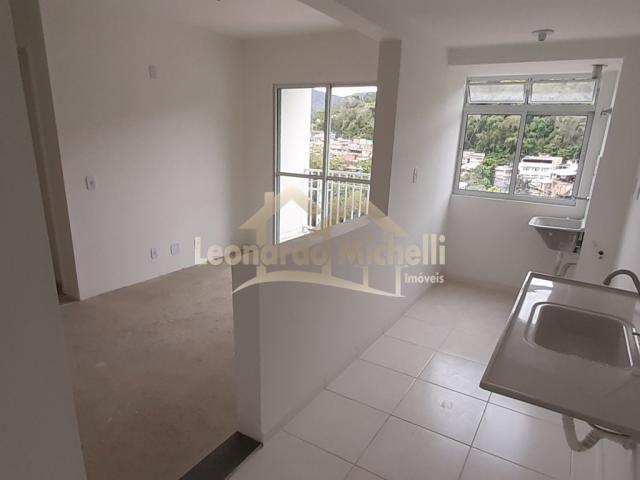 Apartamento à venda com 2 dormitórios em Nogueira, Petrópolis cod:158vbn - Foto 15