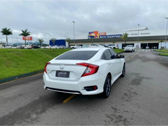 Honda Civic EXL CVT - Foto 12
