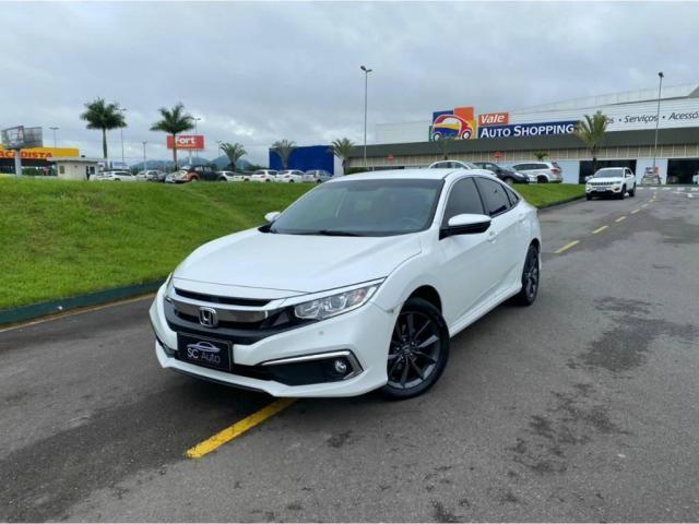 Honda Civic EXL CVT - Foto 4