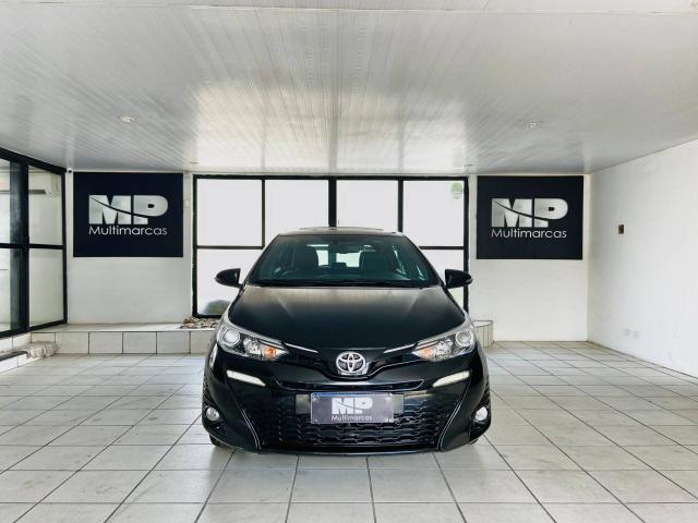 Toyota Yaris 2018/2019 1.5 16V Flex XLS Multdrive - Foto 2