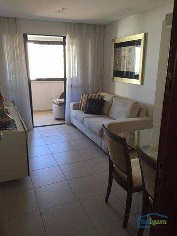 Apartamento com 2 dormitórios à venda, 60 m² por R$ 365.000 - Imbuí - Salvador/BA - Foto 2