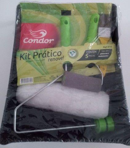 Kit prático de pintura  - Foto 2