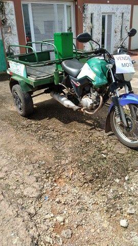 Vendo triciclo fusco - Foto 3