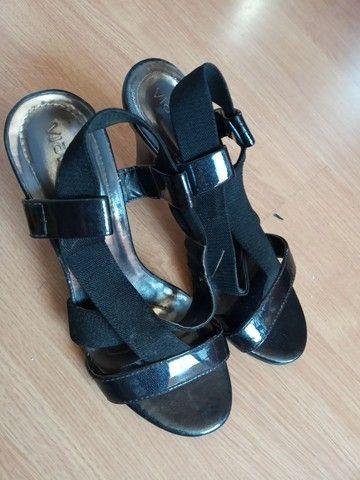 Sapatos usados valor a combinar - Foto 2
