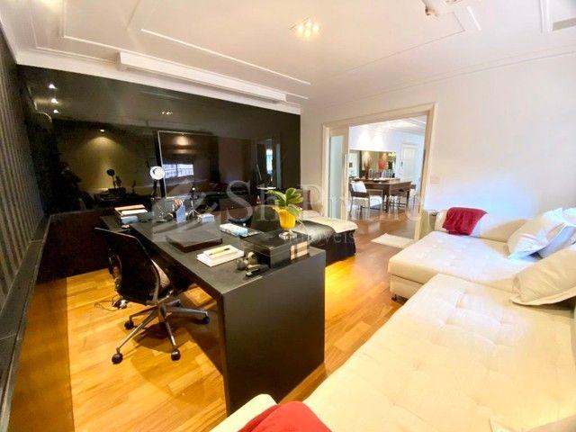 Apartamento espetacular mobiliado, para locação Chacara Itaim - Foto 8