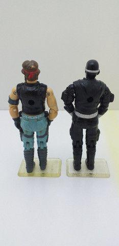 Lote de Bonecos G.i.Joe/Comandos em Ação/Cobra - Epic Toys - Foto 2