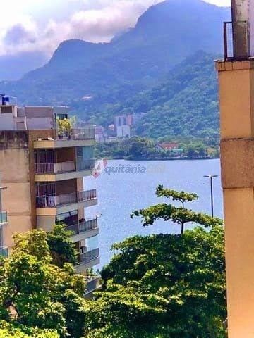 Amplo apartamento na Lagoa! - Foto 4