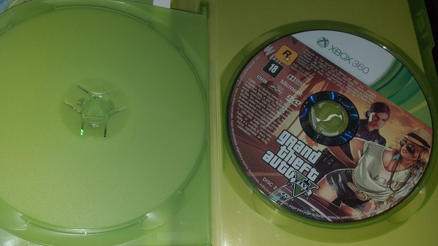 GTA 5 Xbox 360 - Foto 3