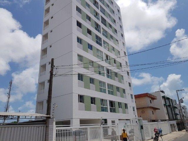 Apartamento Bancários 02 Qtos Elevador e Piscina Novo Frente Sul (BA21) - Foto 18