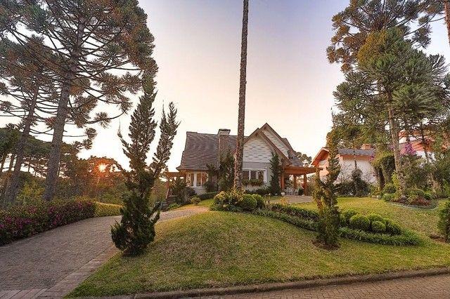 Casa com 5 dormitórios à venda, 400 m² por R$ 4.700.000,00 - Aspen Mountain - Gramado/RS - Foto 5