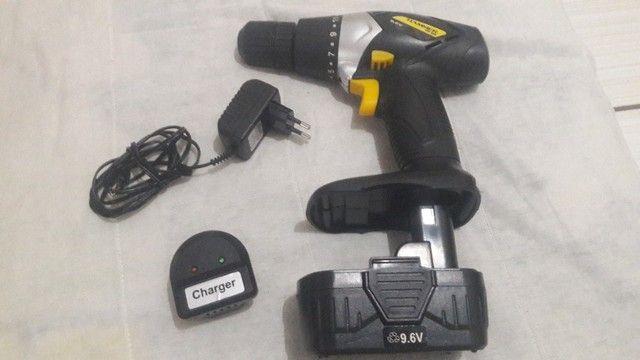 Parafusadeira Hammer PF 96 - Foto 2