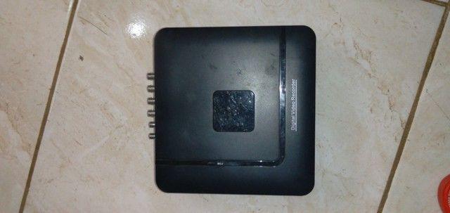 Troco Baú Moto Kit DVR Manual e CD   - Foto 2