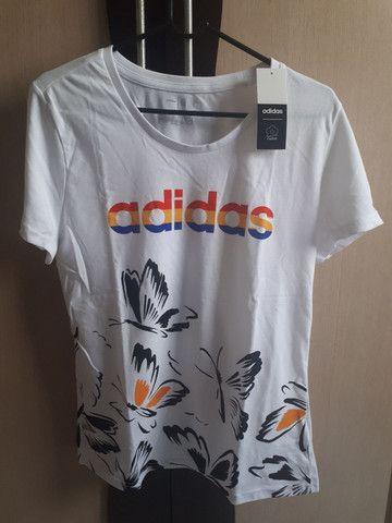 Camiseta ADIDAS FARM original - Foto 2