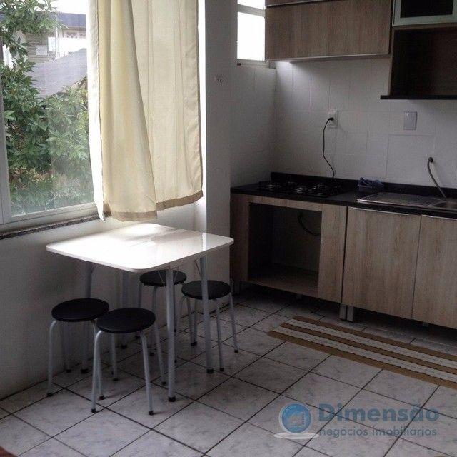 Apartamento para alugar com 1 dormitórios em Itacorubi, Florianópolis cod:78 - Foto 3