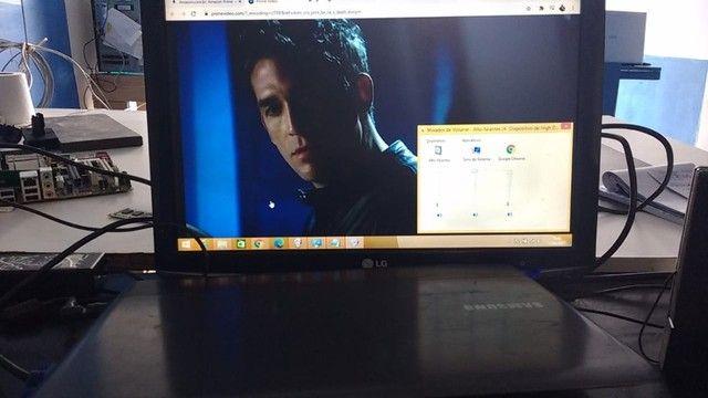 notebook samsung np300e4a, processad i3, 4gb de memoria, 500gb de hd - Foto 4
