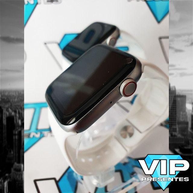 Smartwatch Iwo 12 (W46) Original + Brinde! Melhor Preço Do Site! - Foto 5