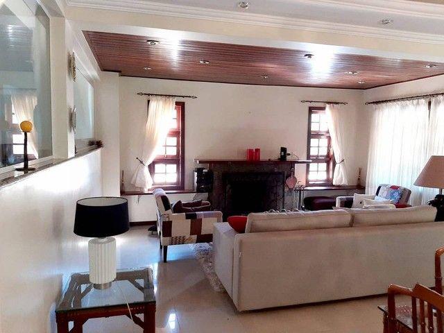 Bela casa de condomínio privilegiado para venda em local valorizado ,Comary , Teresópolis. - Foto 10