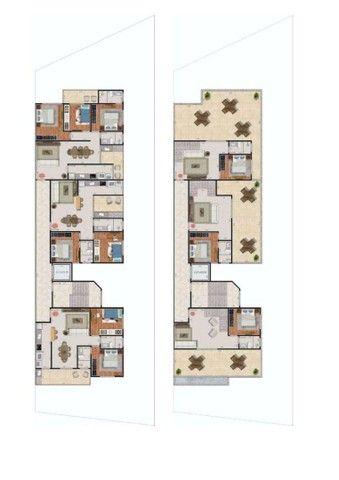 Apartamento com 2 dormitórios à venda, 74 m² por R$ 325.000,00 - Bairu - Juiz de Fora/MG - Foto 16