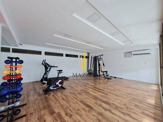 Edf. Costa das Palmeiras | Flat Mobiliado | 25m² | Nascente | 1 Vaga | Lazer Completo | R$ - Foto 11