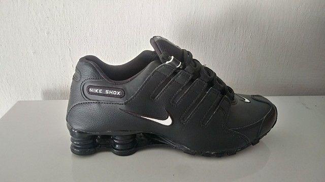 Sapato Nike Shox Nz Preto, 41 - Foto 2