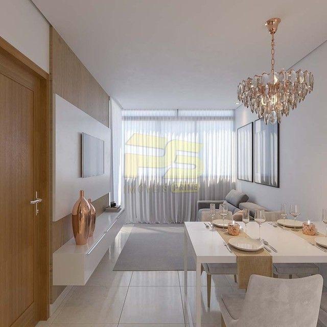 Apartamento à venda com 2 dormitórios em Bancários, João pessoa cod:PSP695 - Foto 13