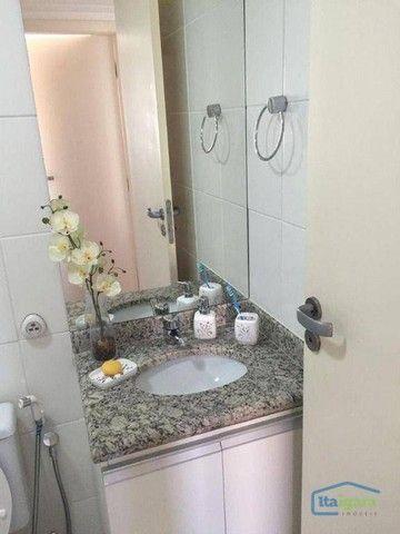 Apartamento com 2 dormitórios à venda, 60 m² por R$ 365.000 - Imbuí - Salvador/BA - Foto 13