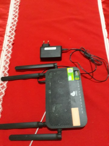 Roteador com 4 antenas da oi - Foto 3