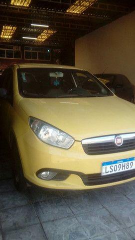 Grand Siena ex táxi 1.4 15/16 pequena entrada aprovação imediato