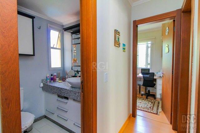 Apartamento à venda com 3 dormitórios em Jardim carvalho, Porto alegre cod:EV4667 - Foto 15