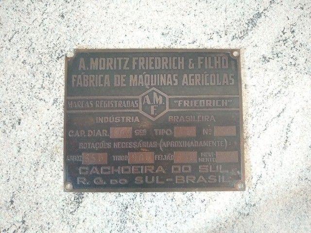 Placa de Metal Antiga - RELÍQUIA - Foto 4