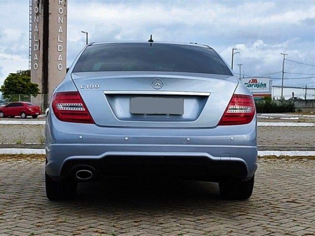Mercedes Benz C 180 1.6 CGI Turbo, Revisões na Consessionária e Baixa KM - Foto 5