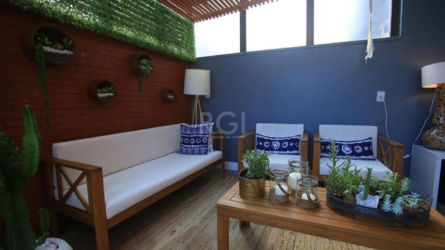 Apartamento à venda com 1 dormitórios em Rio branco, Porto alegre cod:SC13172 - Foto 8