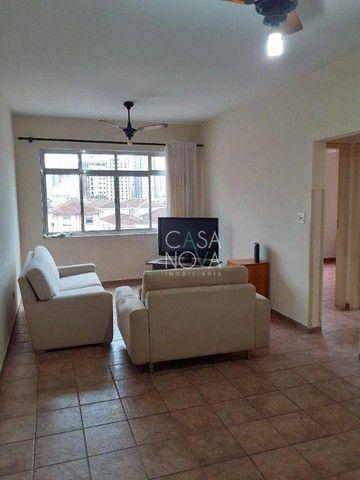Apartamento com 2 dormitórios à venda, 90 m² por R$ 430.000,00 - Embaré - Santos/SP - Foto 9