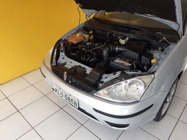 Ford Focus Sedan GLX 1.6 Flex 2008 Completo Particular  - Foto 9