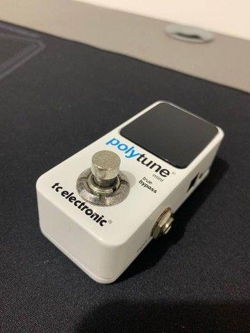 Pedal Polytune Mini TC Eletronic - Foto 2