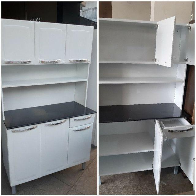 Armário de cozinha ferro Itatiaia novo na caixa vários modelos  - Foto 4