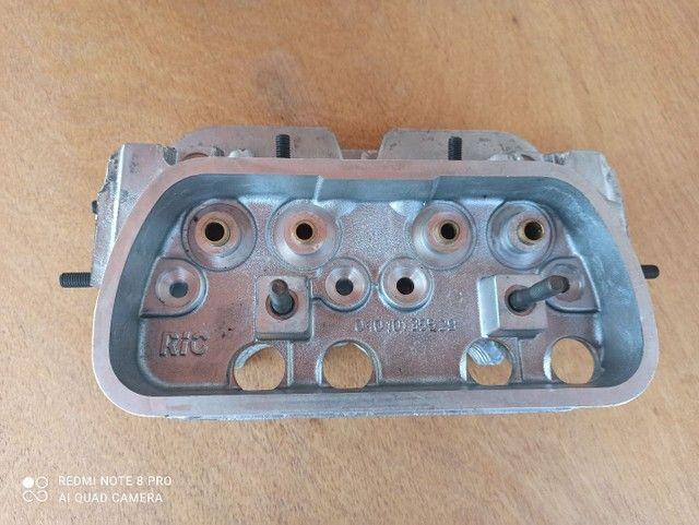 Cabeçote Volkswagen Fusca/ Kombi - 1600 - 1985/... (Motor Tork)