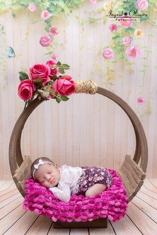 Ensaio Newborn - Foto 5
