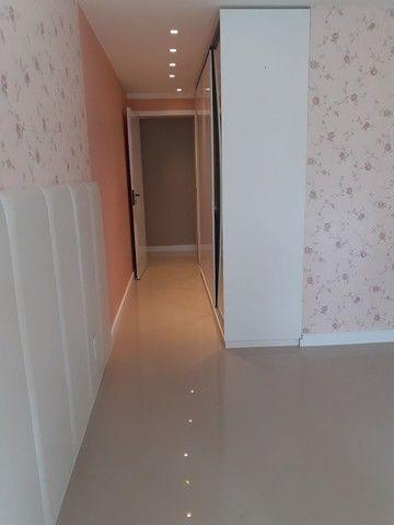 173m3 - 03 Suites + Gabinete - 03 vagas ( Depósito) - Foto 12