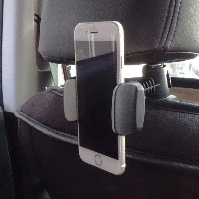 Suporte de celular para encosto