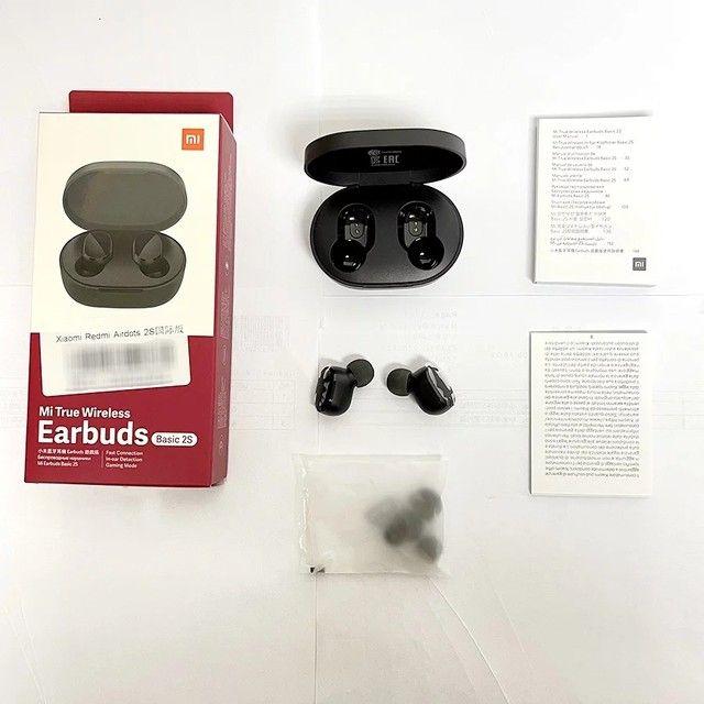 Fone De Ouvido Bluetooth Redmi Airdots 2s Lançamento Original e Lacrado  - Foto 4