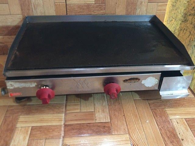 Balcão  chapa e estufa  - Foto 4