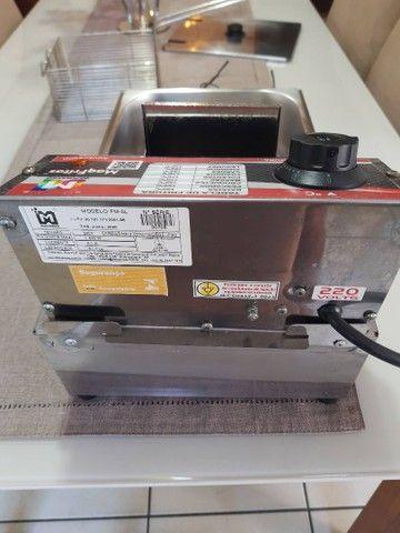 Fritadeira elétrica 220v - Foto 5