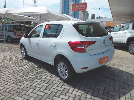 SANDERO 2020/2021 1.0 12V SCE FLEX ZEN MANUAL - Foto 6