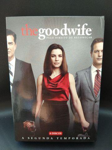 DVDs - Série The good wife - temporadas 1, 2 e 3